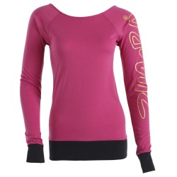 BLISS LONG SLEEVE V TOP