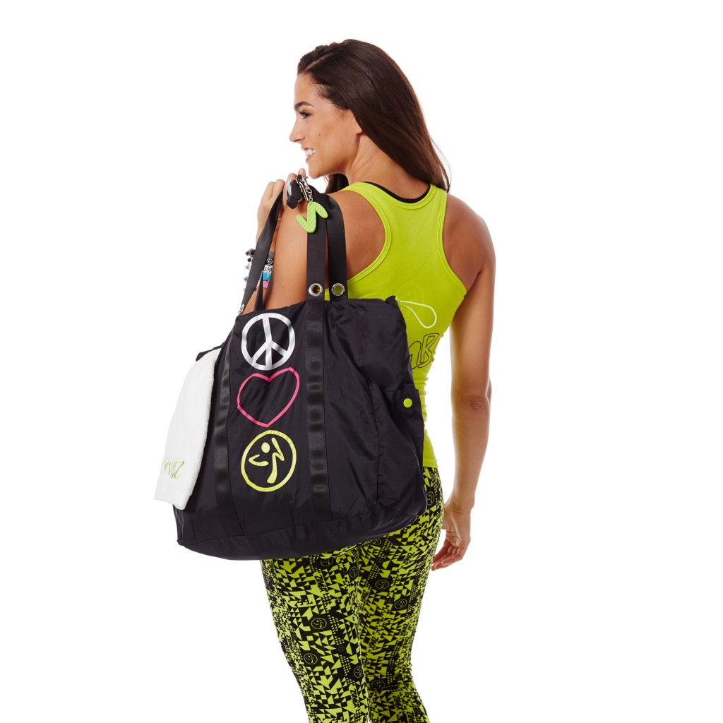 Peace Love N Tote Bag Zumba Shop Seazumba Shop Sea