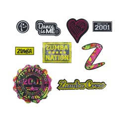 Mashed Up Patches 9pk