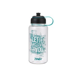 Let It Move You Water Bottle