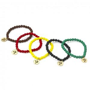 Let's Jam Beaded Bracelets 5pk