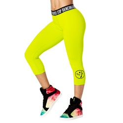 Never Stop Dancing Capri Leggings