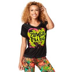 Zumba Tribe Mesh Top