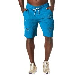 Wild About Zumba Ripped Shorts