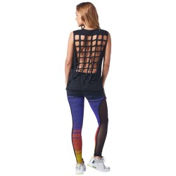 Don't Forget To Dance Cutout Tank