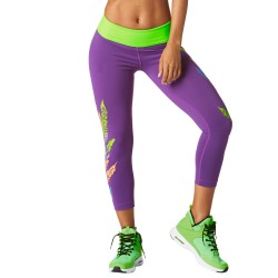 Dancing Warrior Crop Leggings