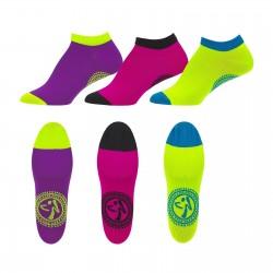 Rock N Rave Socks 3Pk