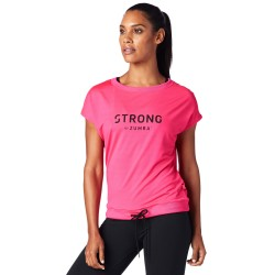 Strong by Zumba Instructor Drawstring Top