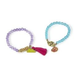 Sigue Bailando Beaded Bracelets 2Pk