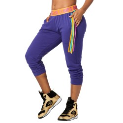 Zumba Party Tassel Harem Dance Pants