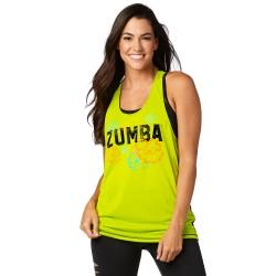 Zumba Party Loose Tank