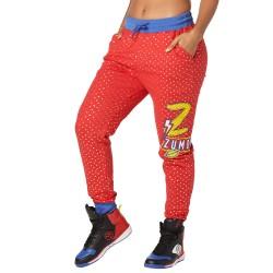 Zumba Woman Jogger Pants