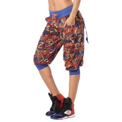 Zumba Power Cargo Capri