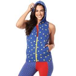 Zumba Power Sleeveless Hoodie