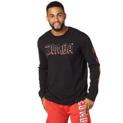 Zumba Hero Long Sleeve Tee