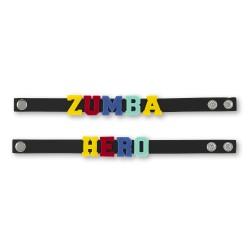 Zumba Hero Rubber Bracelets 2PK
