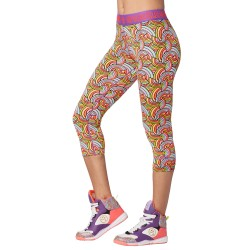 Believe In Magic Capri Leggings