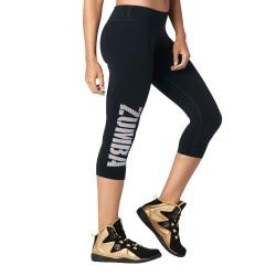 Zumba For All Perfect Capri Leggings