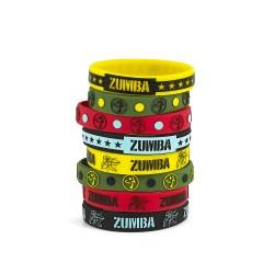 Z Army Rubber Bracelets 8 PK