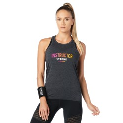 Squat Sync Sweat Instructor Seamless Tank