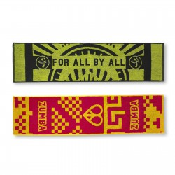 Zumba For All Fitness Towels 2 PK