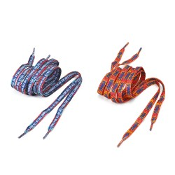 Zumba For All Shoe Laces 2 PK