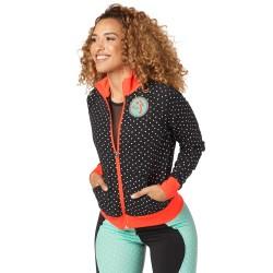 Zumba Woman Track Jacket