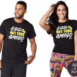 Ego Is Not Your Amigo Tee